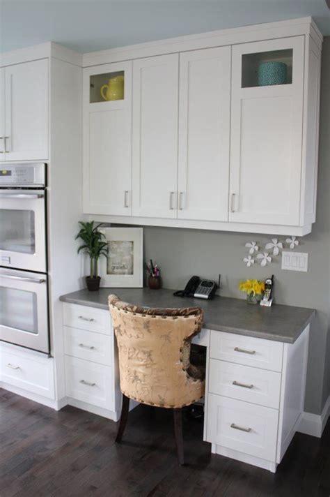 kitchen desk cabinets 37 best kitchen cabinets desk images on 1537