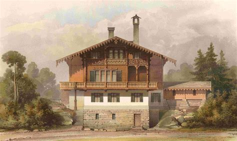 chalet style swiss chalet style