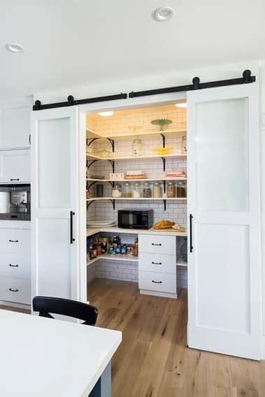 ideas  small pantry  pinterest organize