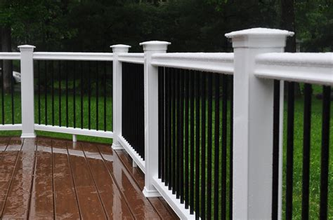 How To Install Composite Deck Railings