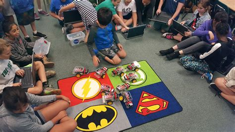 Teachers Are Finding Innovative Ways To Use Robots In