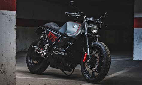 Co Bmw by Bolt Motor Co Bmw K75 Custom Cool Material
