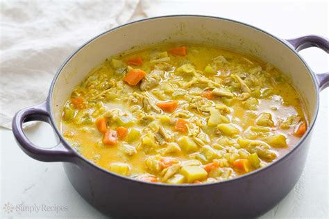 and recipe chicken mulligatawny soup recipe simplyrecipes com