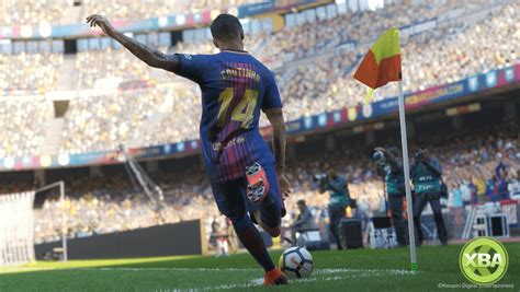 pes 2019 screens leaked new licensed leagues hinted xbox one xbox 360 news at