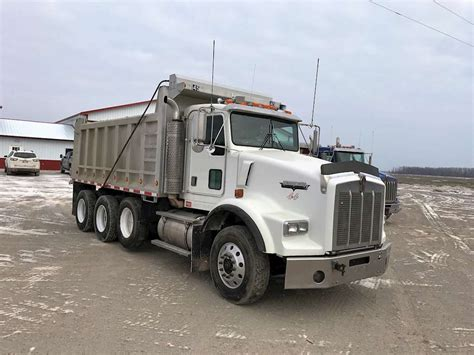 kenworth heavy 2002 kenworth t800 heavy duty spec for sale detroit mi
