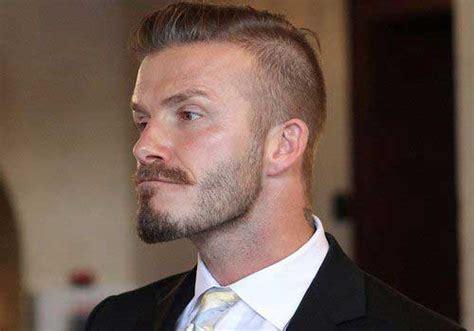 20 David Beckham Hairstyle 2014