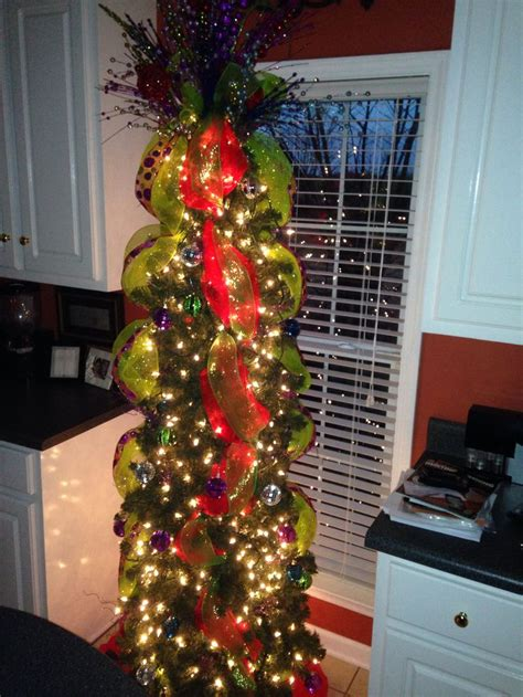 christmas tree in kitchen kitchen christmas tree sorrells christmas pinterest