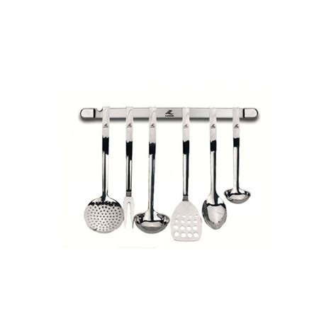 ustensiles de cuisine inox 6 ustensiles de cuisine en inox 18 10 horeca pro
