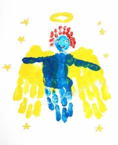 Hand & Foot Print Art on Pinterest