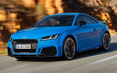 Audi Tt Coupe Wallpapers by 2019 Audi Tt Rs Coupe Wallpapers And Hd Images Car Pixel