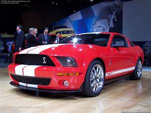 2007 Shelby Cobra Gt500 Desktop Wallpaper