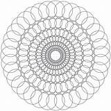 Coloring Pages Crazy Sheet Spirals Enjoy sketch template