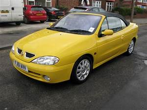 Renault Megane 1 6 2001 Technical Specifications