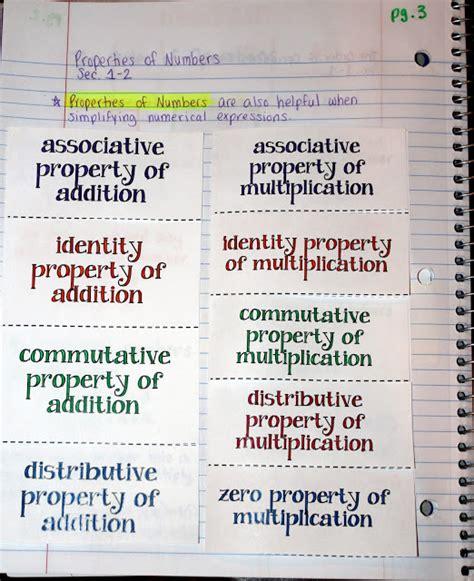 Middle School Math Madness! Properties Of Math