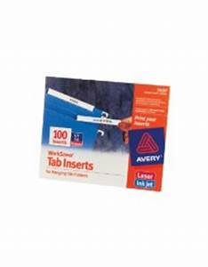 worksaver tab inserts for hanging file folders 11137 100 With file folder tab inserts