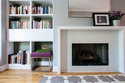 Living Room Bookshelves Modern by Modern Bookshelves Around Fireplace Living Room