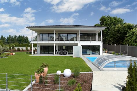 Moderne Häuser Mit Pool by Hausbau Design Award 2015 Moderne H 228 User Der Bauherr