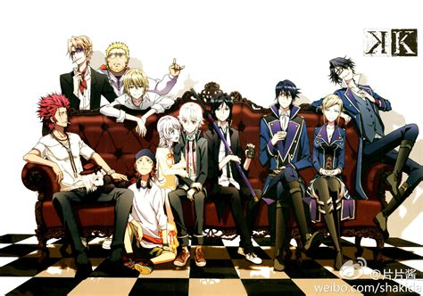 K Project Anime Wallpaper Hd - k project hd wallpaper and background 2048x1438