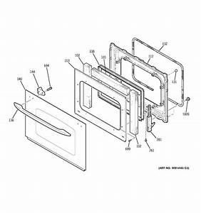 Ge Electric Oven Parts