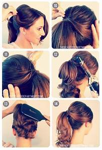 50s hairstyle | Hair & Makeup | Pinterest | Hairstyles for ...