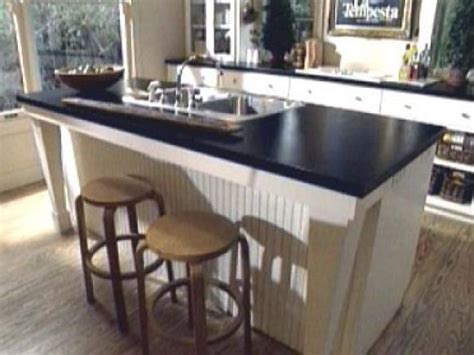 kitchen island sink plumbing kitchen sink options diy 5154