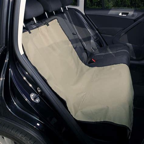couverture pour siège de voiture 1 40 x 1 20 m beige
