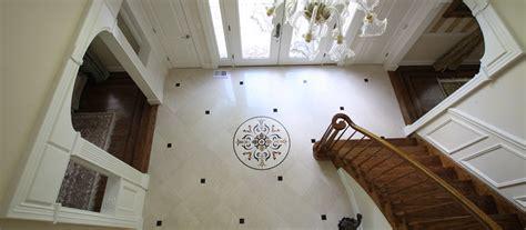 glass ceramic marble mosaic medallion granite tile