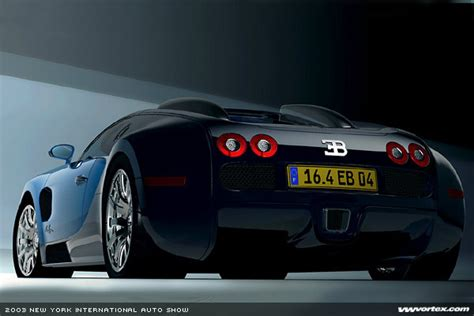 Quad-turbo V16 From Bugatti!