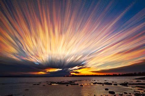 Cloud Beams By Matt Molloy  Photo 100411609 500px