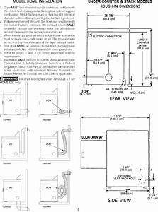 Frigidaire Fde336res2 User Manual Frigidaire  Fs Dryer