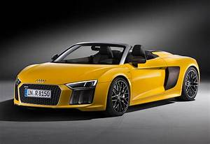 2017 Audi R8 Spyder V10 - The Awesomer