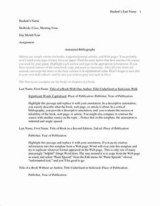 apa annotated bibliography template doliquid With free apa bibliography template