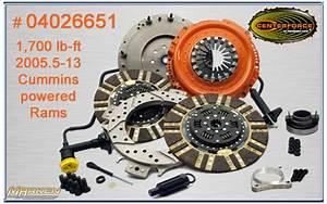 Centerforce Part   04026651 Hd 1700 Lb