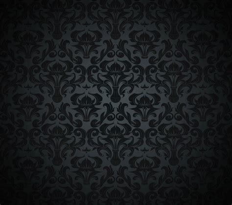 Tapete Schwarz Muster by Pattern Black Vintage 4k Wallpaper Best Wallpapers