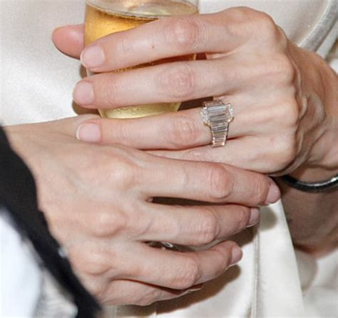 angelina jolie wears new ring new brad pitt marriage