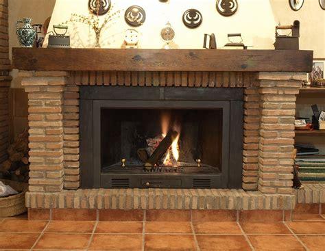 chimeneas ideas decorativas  tu casa decoracion