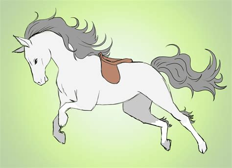 4 Ways To Add Details To A Horse Drawing Wikihow