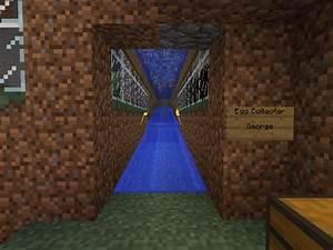 chicken coop | Minecraft