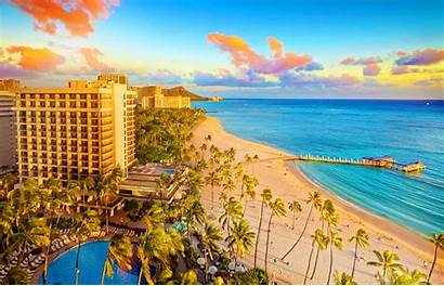 Hilton Waikiki Village Hawaiian Honolulu Beach Resort