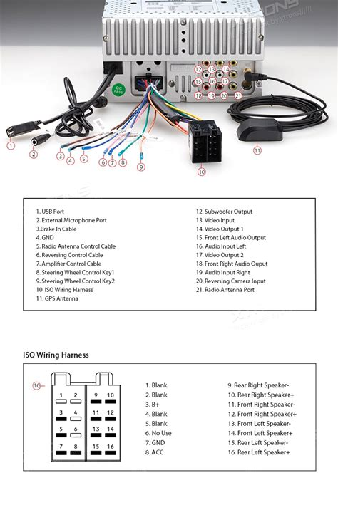 xtrons din wiring diagram 32 wiring diagram