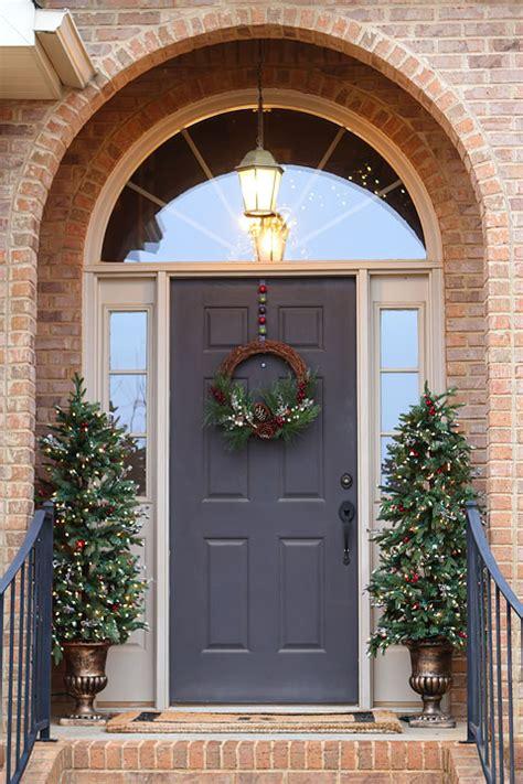 christmas decorations front door christmas decorations christmas front door kevin amanda