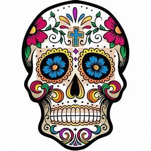 Tete De Mort Mexicaine Dessin : calavera t te de mort mexicaine 1 mpa d co ~ Melissatoandfro.com Idées de Décoration