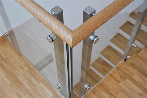 treppengeländer aus glas treppengel 228 nder aus glas plickert glaserei betriebe gmbh berlin