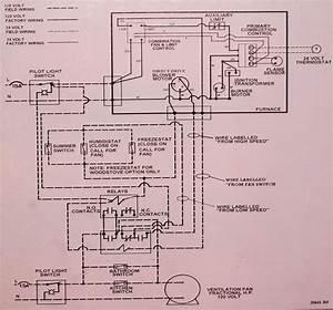 Oil Wiring Beckett Ck Furnace 62aj