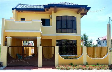storey simple home design philippines modern small house design small house design house