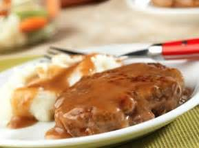 weeknight salisbury steak recipelioncom