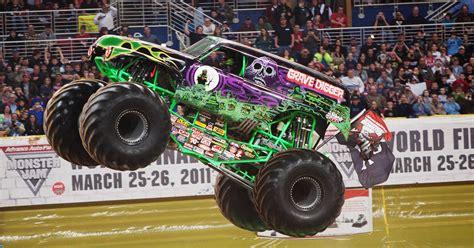 Monster Jam Roars Into Montgomery Again