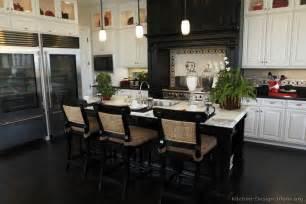 White Black Kitchen Design Ideas by Black And White Kitchen Designs Ideas And Photos