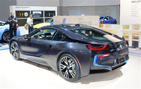 Bmw Sets 100,000 Electric Vehicle Sales Goal By 2020