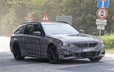 2020 Bmw 3 Series 2 by 2020 Bmw 3 Series Touring Looks Excellent Interior Spied